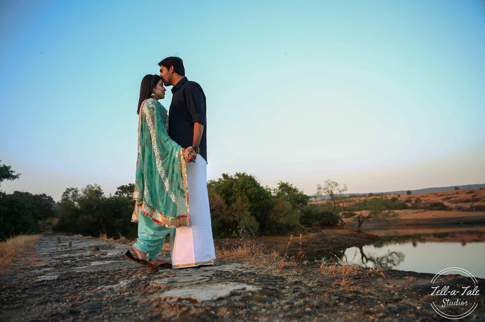 Gaurav ♥ Sargam Mumbai Photography