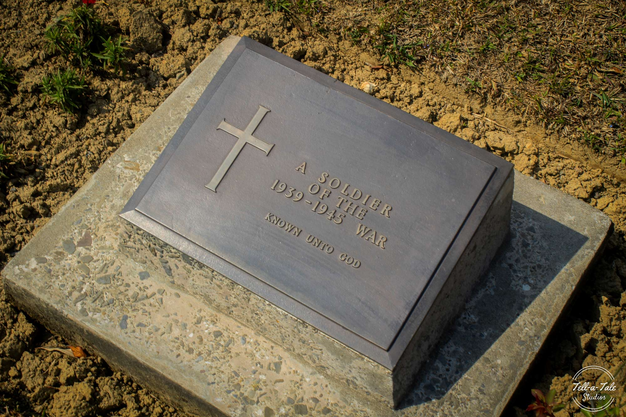 Kohima War Cemetery, Nagaland Mumbai Photography